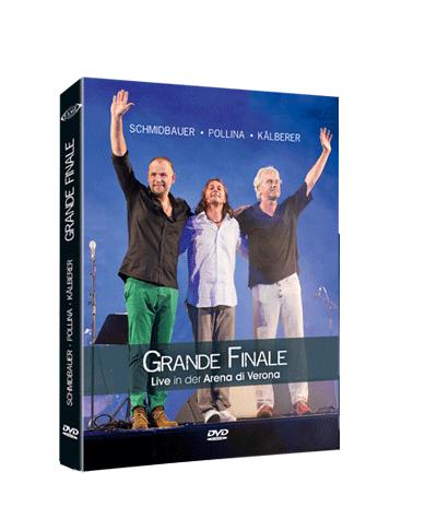 Grande Finale - Doppel-DVD